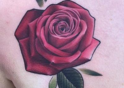 MATT YOULE<BR>PAINTED LADY TATTOO PARLOUR