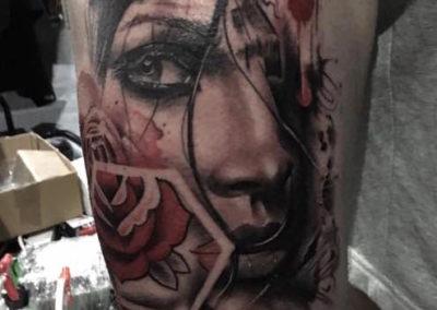 Macauley Simms<br>Birmingham Ink