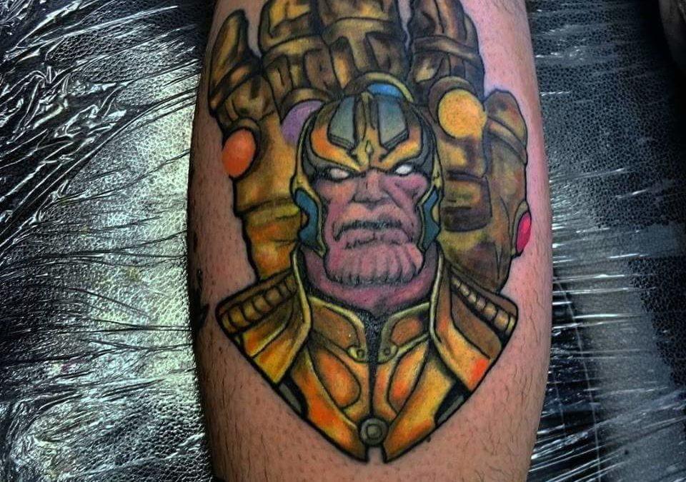 Martin RimmerDragonfly Tattoo Studio