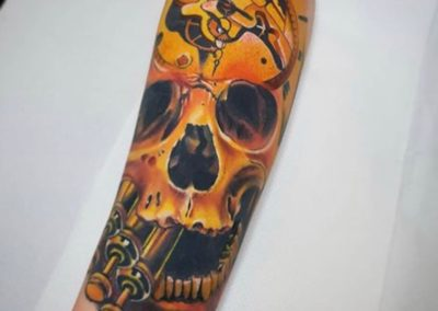 JACK CORDWELL<BR>HEAVEN N' HELL TATTOOS