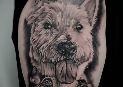 TOM EMMERSON<BR>INKSPIRATIONS TATTOO STUDIO