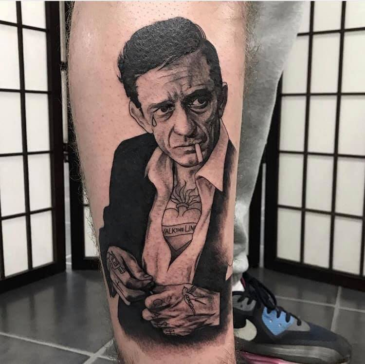 PAUL SIMSGUNG HO TATTOO