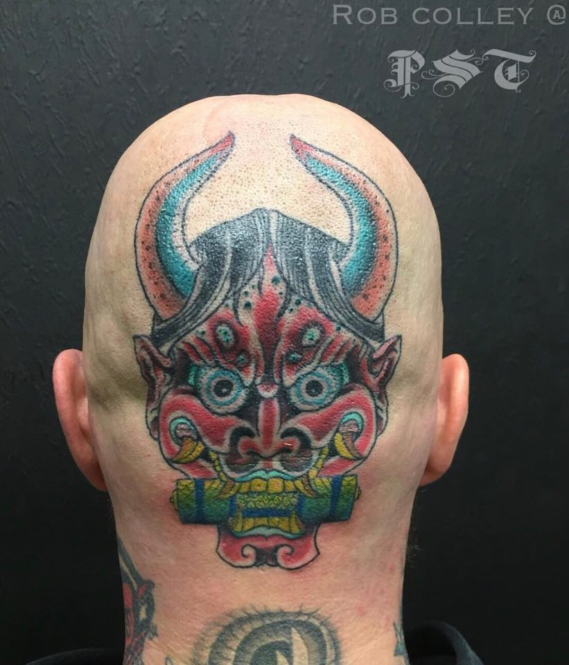 ROB COLLEYPARK ST TATTOO