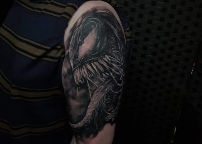 GEORGE ZAHARIA<BR>VIVID INK HAGLEY ROAD WEST