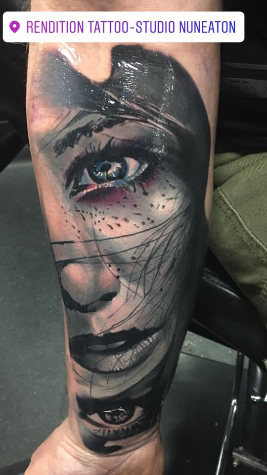 PAUL VAUGHNRENDITION TATTOO STUDIO