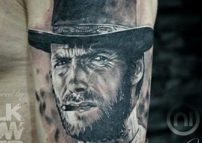 CRAIG JAMES<BR>NEW INK TATTOO STUDIO
