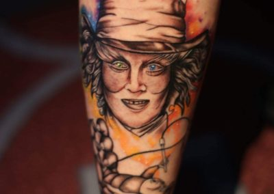 CLARE INKABELL CONWAY<BR>RELENTLESS INK