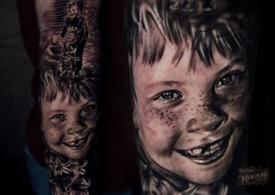 HOLLY ANDREW<BR>INKDEN TATTOO STUDIO