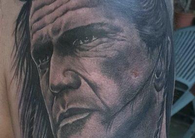 NODDY GOFFIN<BR>CRAVEN INK