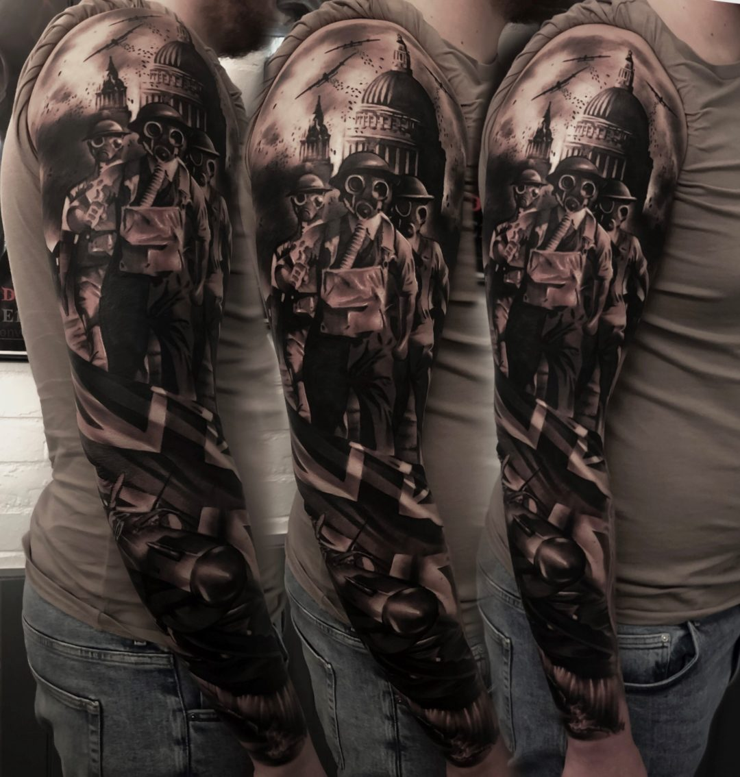 ROSS COTTOLROSS TATTOO