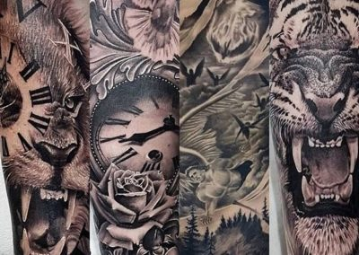 ALEX<BR>VIVID INK MOSELEY